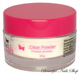 Clear Acrylic Powder 20g